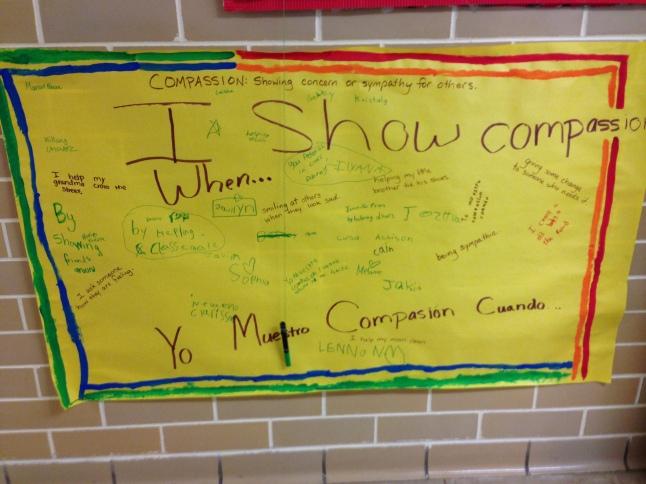 Dawson I Show Compassion When
