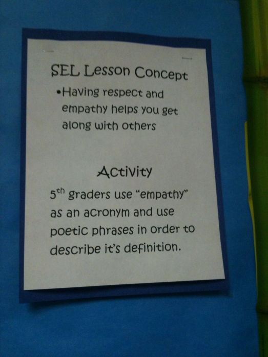 Ridgetop Elementary- Empathy Lesson Explained