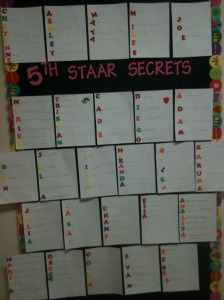 Lee STARR Secrets
