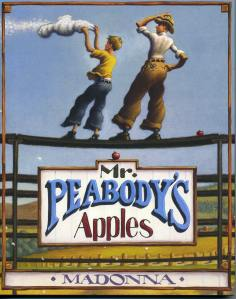 Mr Peabody's Apples