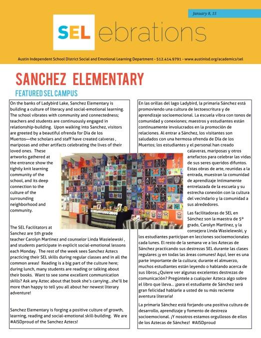 SEL Newsletter December 2014 - p1