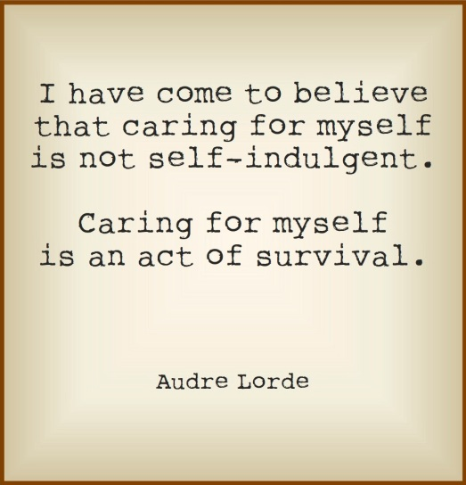 audrelordeselfcare